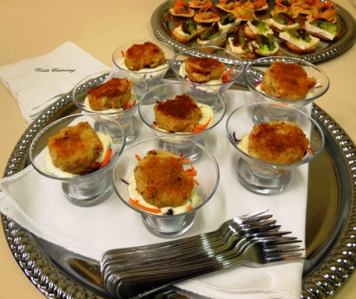 Small Plates and Hors d' Oeuvres Images |