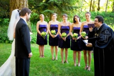 Bridal Veil Lakes Ceremony planned by voila