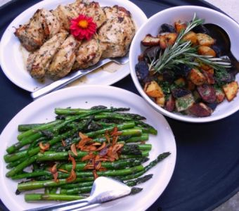 Catering Family Style Dinners in Portland OR