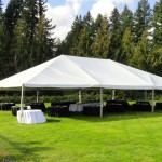 Wedding Reception rentals for catered dinner