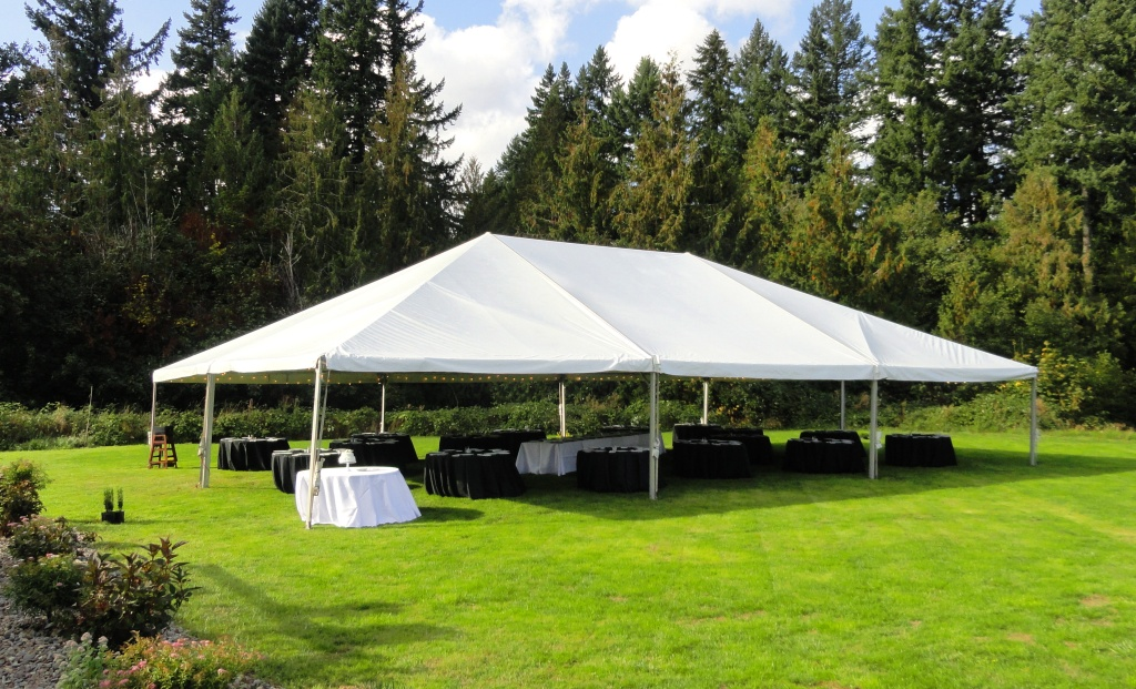 Catering Wedding Reception rentals for catered dinner