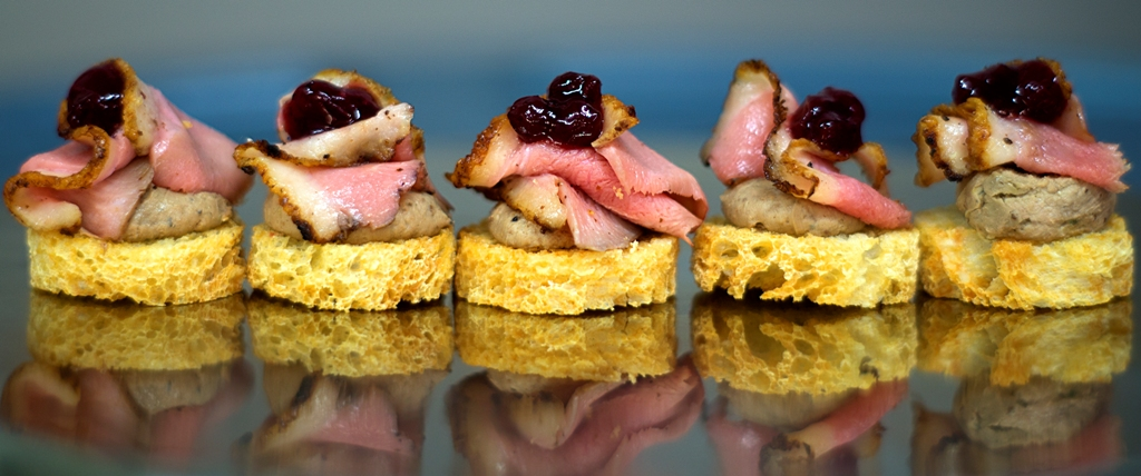 Catering elegant hors d'oeuvres in portland oregon