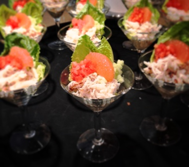 Catering Crab Cocktail in Portland