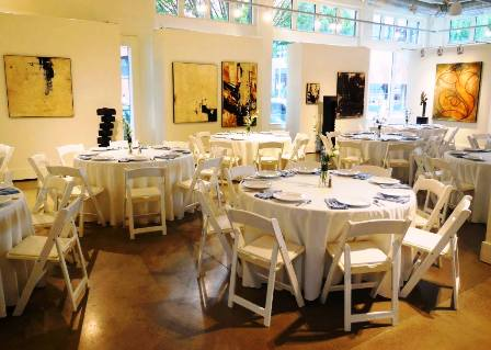 Gallery 903 Rentals by Voila Catering