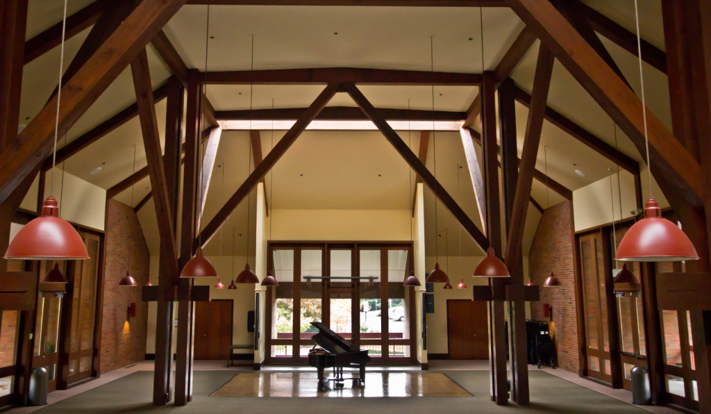Montain Park Grand Lodge Room in Lake Oswego Oregon