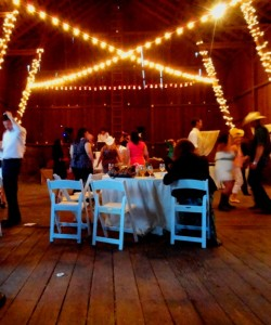 Long Farm Barn dancing