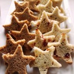 PB and J Stars from Voila Catering