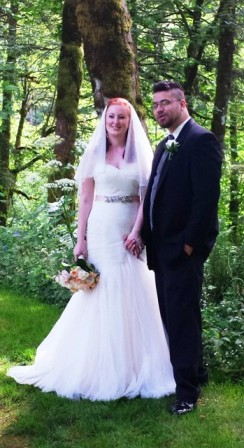 Breanne and Jesse Married at Bridal Veil