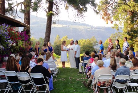Cathedral Ridge weddings and events