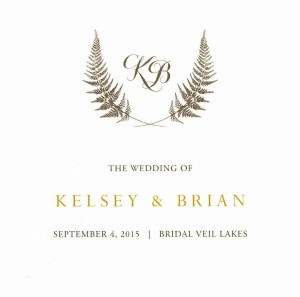 Wedding Reception at Bridal Veil Lakes