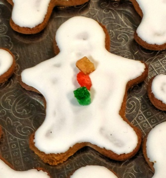 Gingerbread desserts at your portland holiday party