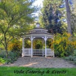 Mclean House Wedding Gazebo