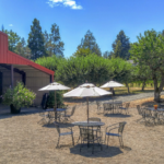 Wedding Venue at Oregon Winery
